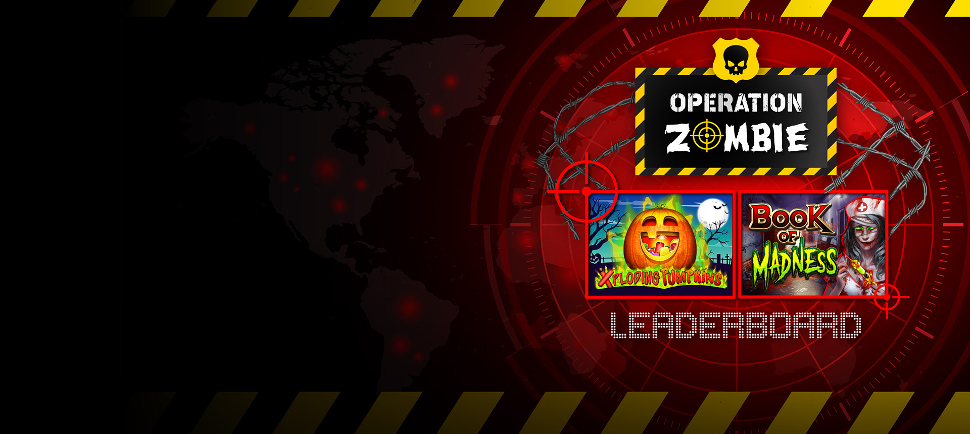 The Zombie apocalypse is here! Save Halloween by luring the zombie horde to the fields of Xploding Pumpkins