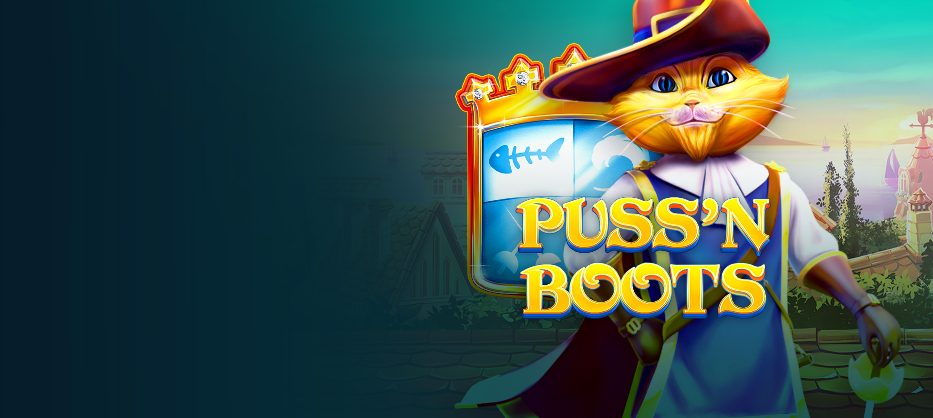 Puts your boots on, it's time to get purr-cious loot!
